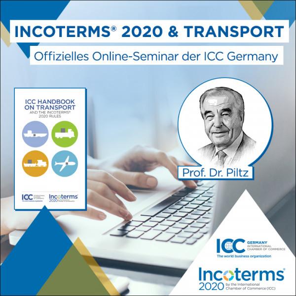 Incoterms® 2020 & Transport Live-Webinar