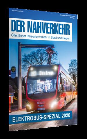 Elektrobus-Spezial 2020