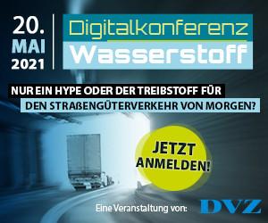 Digitalkonferenz Wasserstoff - Treibstoff für den Straßengüterverkehr