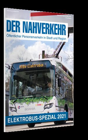 Elektrobus-Spezial 2021