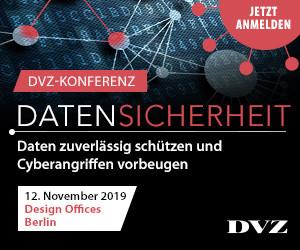 DVZ-Konferenz Datensicherheit in der Logistik