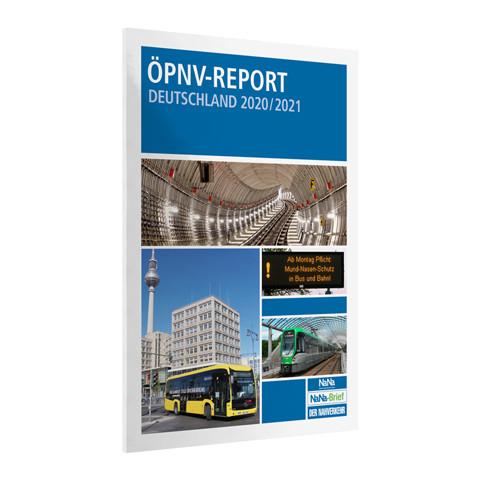 ÖPNV-Report Deutschland 2020/2021