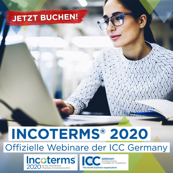 Incoterms® 2020 - Webinar