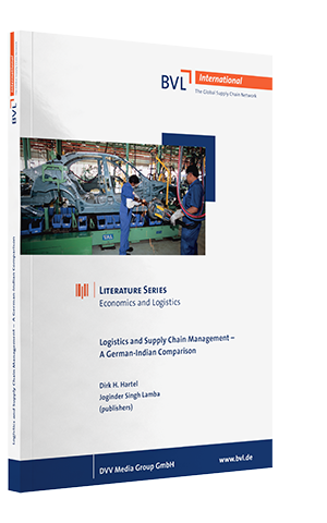 E-Book - Logistics and Supply Chain Management - A German-Indian Comparison