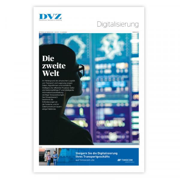 DVZ Themenheft: Digitalisierung 2020