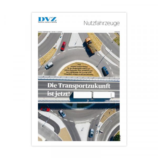 DVZ Themenheft: Nutzfahrzeuge 2021