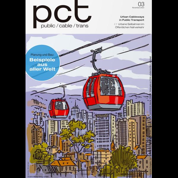 public cable trans - Urbane Seilbahnen im Öffentlichen Nahverkehr
