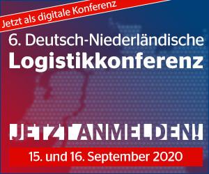 6. Deutsch-Niederländische Logistikkonferenz