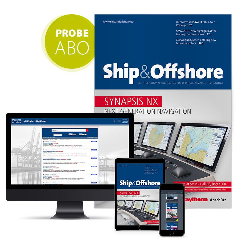 Ship&Offshore Probeabonnement