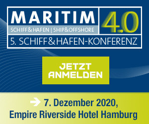 5th Schiff&Hafen Conference Maritime 4.0