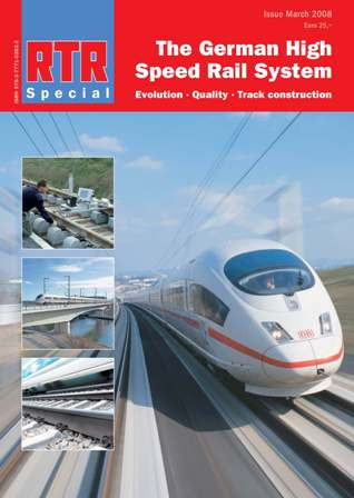 RTR Special: The German High Speed Rail System