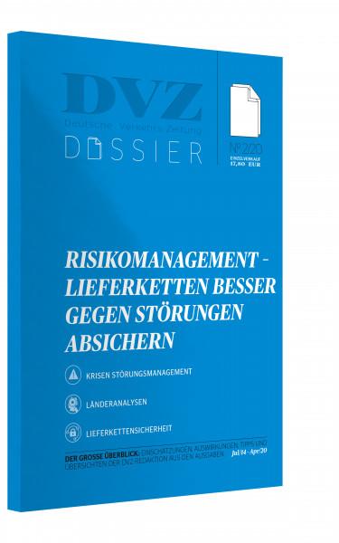 DVZ-Dossier: Risikomanagement – Lieferketten besser gegen Störungen absichern