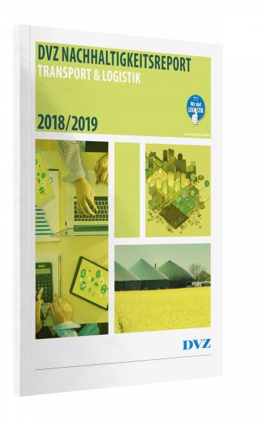 DVZ Nachhaltigkeitsreport Transport & Logistik 2018/2019