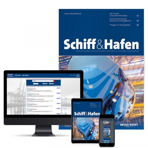 Schiff&Hafen Abonnement