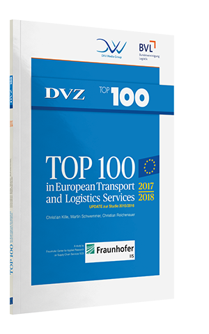 TOP 100 in European Transport and Logistics Services 2017/18