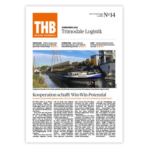 THB Themenheft: Trimodale Logistik