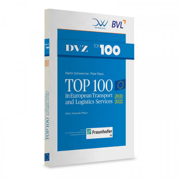 TOP 100 in European Transport and Logistics Services 2021/2022