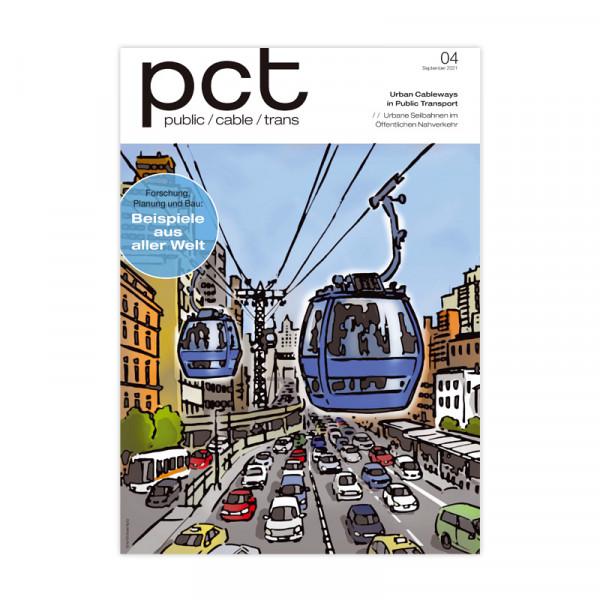 public cable trans - Urbane Seilbahnen im Öffentlichen Nahverkehr 2021
