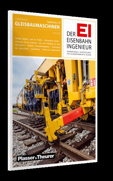 EI Sonderausgabe: Gleisbaumaschinen – Eine Übersicht