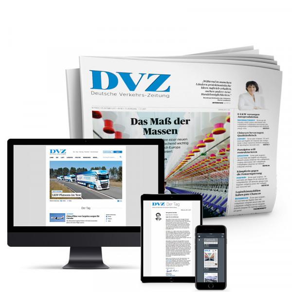 DVZ Deutsche Verkehrs-Zeitung