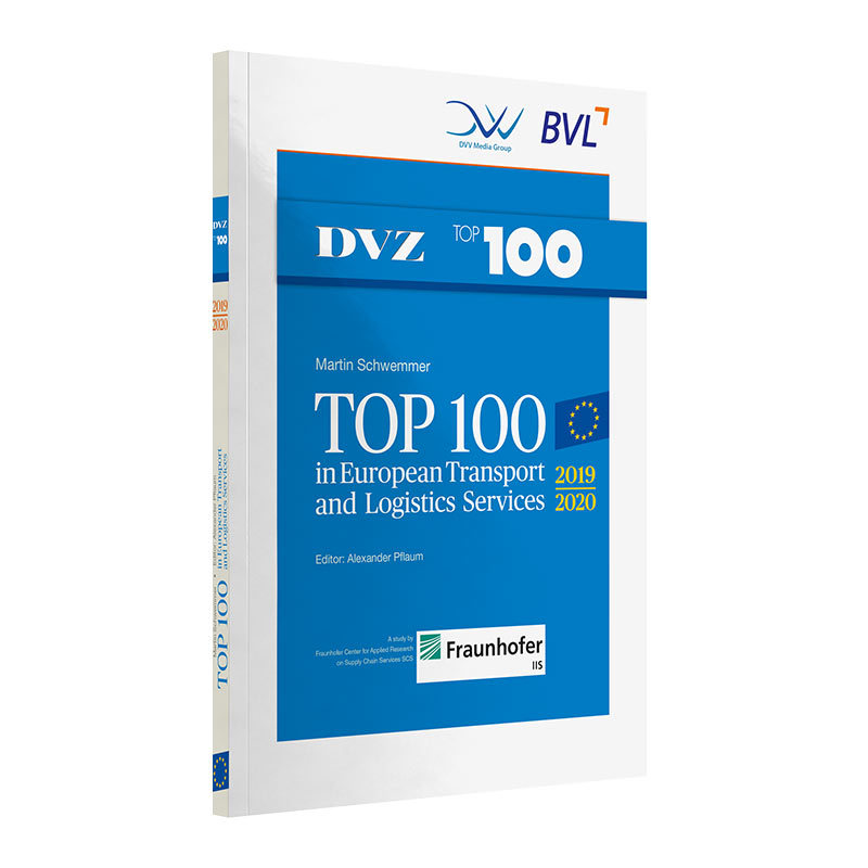 TOP 100 in European Transport and Logistics Services 2019/2020