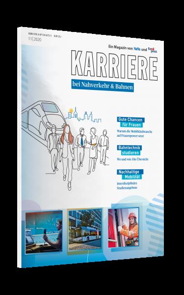 Karriere bei Nahverkehr & Bahnen 2020
