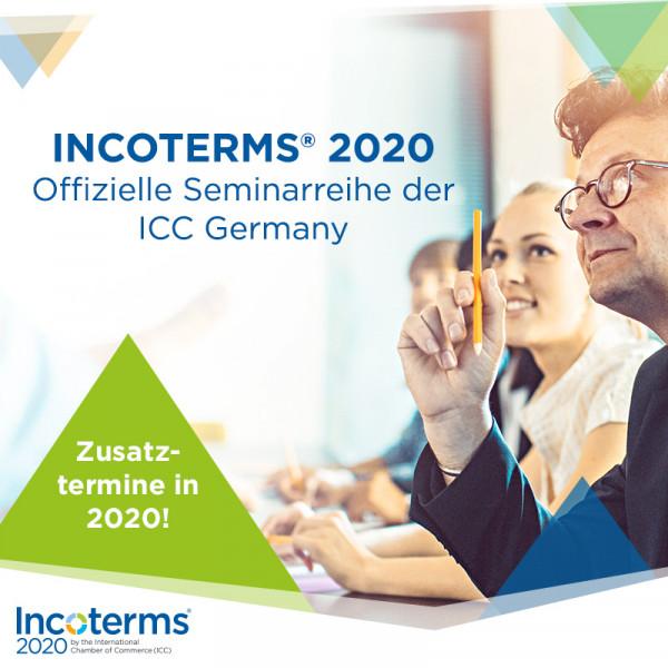 Incoterms® 2020 - Seminare