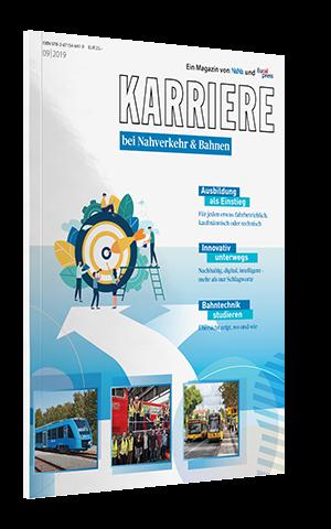 Karriere im ÖPNV- und Bahn-Markt 2019