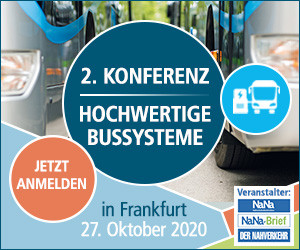 2nd NaNa Conference High quality bus systems