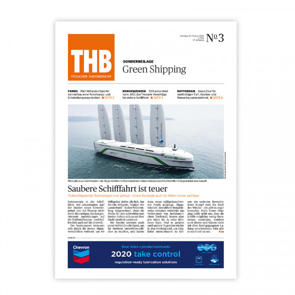 THB Themenheft: Green Shipping