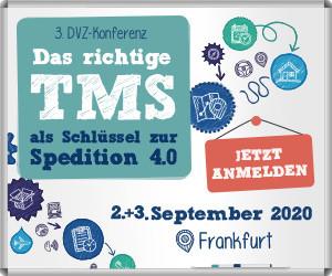 3. DVZ-Konferenz TMS - Teilnehmer Tag 2 mit Vorabendprogramm