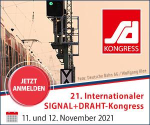 21.Signal+Draht-Kongress - Teilnahmegebühr (präsenz)