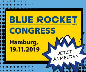 Blue Rocket Congress 2019 - Start-up-Special