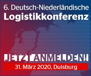 6. Deutsch-Niederländische Logistikkonferenz - Session B