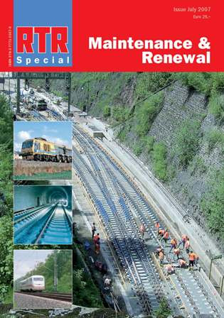 RTR Special: Maintenance & Renewal
