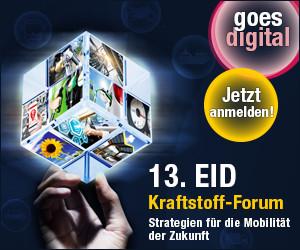 13. EID Kraftstoff-Forum (digital) - virtuelle Teilnahme