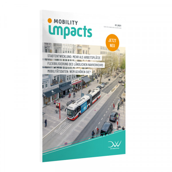 Mobility Impacts Magazin 1/21