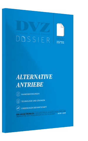 DVZ-Dossier: Alternative Antriebe