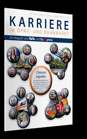Karriere im ÖPNV- und Bahnmarkt 2018