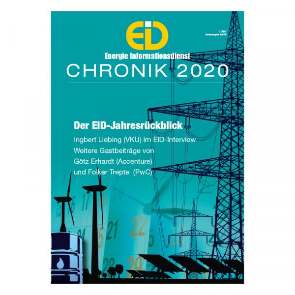 EID Chronik: Das Energiejahr 2020