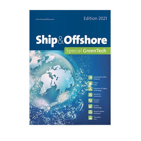 Ship&Offshore Special GreenTech 2021