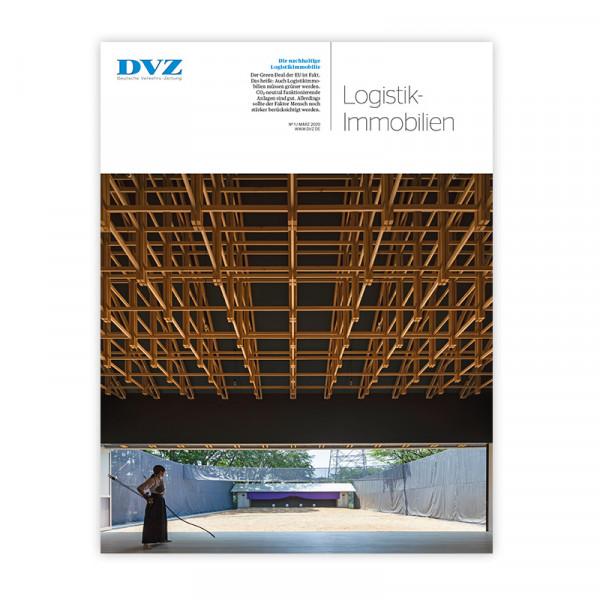 DVZ-Magazin: Logistikimmobilien 2020