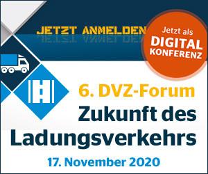 6. DVZ-Forum Zukunft des Ladungsverkehrs Downloadlizenz