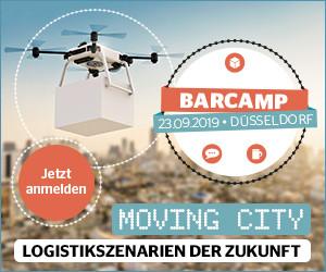 Moving City – Logistikszenarien der Zukunft