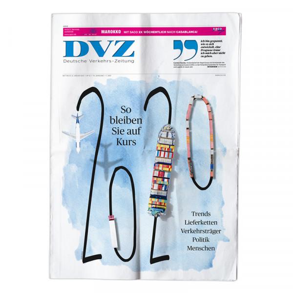 DVZ Jahresausblick 2020