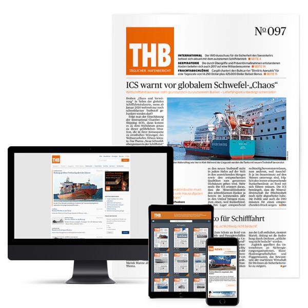 THB – Täglicher Hafenbericht