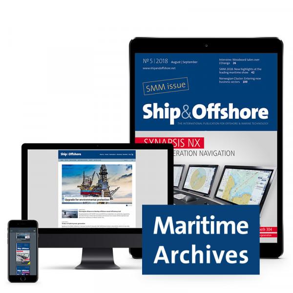 Ship&Offshore Abonnement digitak