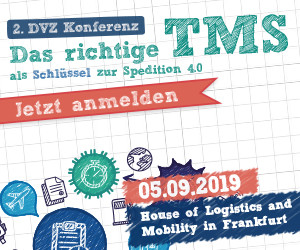 2nd DVZ conference - TMS as the key to freight forwarding 4.0 - download licence